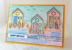 Beachy Little Birthday