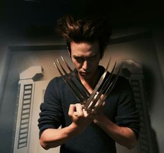 Baron Chen as Wolverine