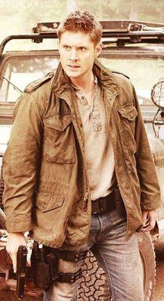 Future Dean ...... the ultimate hero.