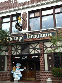 Chicago Brauhaus in Chicago, IL
