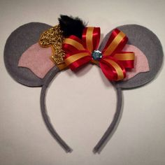 Check out this item in my Etsy shop https://www.etsy.com/listing/211168561/dumbo-and-timothy-the-mouse-custom-mouse