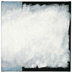 Robert Ryman's #24 (White), 2004