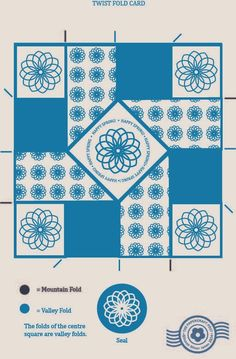 In my previous post , I reviewed Paper Folding Templates , by Trish Witkowski (Apple Press, 2012). The author expressed the desire for the t...