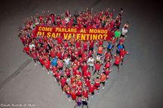 Red #heart #runlovers #maratona di San Valentino a  #Terni #sanvalentino
