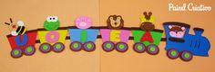 mural plaquinha trenzinho vogais eva sala de aula escola alfabetizacao (1)