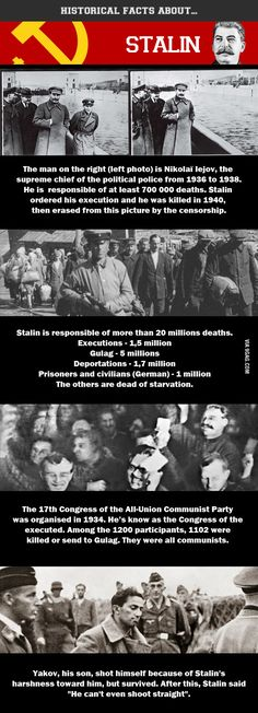 Stalin facts, enjoy !