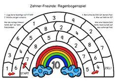 Vier-Tage-Mathe-Training (Zahlenraum bis 10) -   Matematika ...