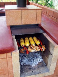 Build an All-in-One Outdoor Oven, Stove, Grill and Smoker for $300