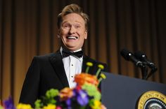 Humor from Obama and Conan O'Brien at the 2013 White House Correspondents' Association Dinner. Would love a Washington tale project with Conan's cast suggestions :D