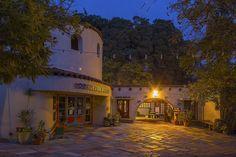 Spanish Village at Balboa Park, San Diego CA