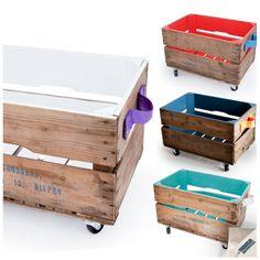 Nieuwe voorraad opbergboxen: www.iamrecycled.nl