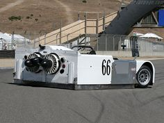 Chaparral 2J. Innovation at it's best....