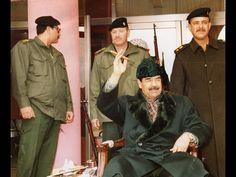 Saddam Hussein Qusay Hussein Uday Hussein Tariq Aziz Terry Jpg