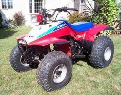1986 Honda FourTrax TRX200SX ATV All Terrain Vehicle  Quads