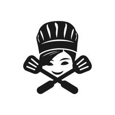 Sculpture chef logo design, music logo design, beer logo design, moon l Beer Logo Design, Cake Logo Design, Restaurant Logo Design, Food Logo Design, Fashion Logo Design, Business Logo Design, Design Blog, Logo Food, Design Design