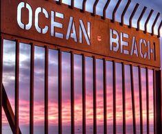 (See Next Pin) CAs Surf | Ocean Beach, San Diego ~ Photo: Angela B. Pan
