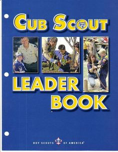 Huge source of all things Cub Scout