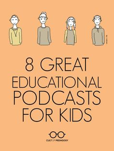 Looking for more ways to enhance learning with technology? Consider podcasts: This excellent collection of eight can be shared with your students tomorrow. #CultofPedagogy #classroomtechnology #flippedclassroom #teachwithtech #techintheclassroom #earlyelementary #upperelementary #middleschool #highschool #ELA #science #musiced #podcast