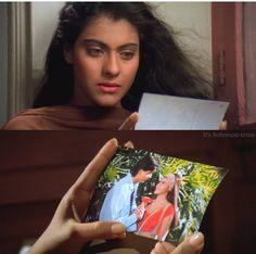 SRK & Kajol - Dilwale Dulhania Le Jayenge (1995)