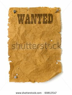 Printable Wanted Posters Pleasing Pinlynn Pearson On Wild Wild West  Pinterest