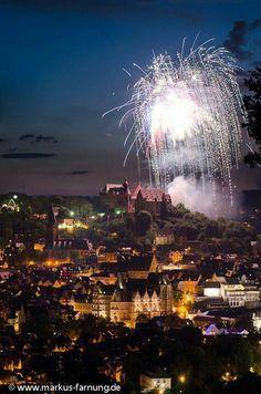My Hometown in Germany: Marburg/Lahn so pretty........