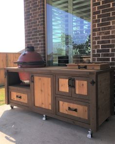 84 best big green egg grill tables cabinets images in 2019 grill rh pinterest com