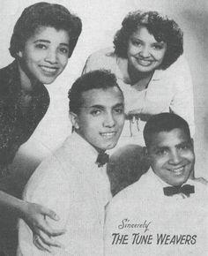 "The Tune Weavers recorded ""Happy Happy Birthday Baby"" in 1957."