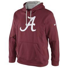 Nike Men's University of Alabama KO Hoodie