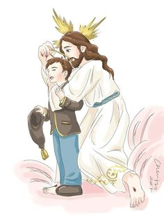 Catholic Art, Religious Art, Jesus Mary And Joseph, Jesus Is Life, Pictures Of Jesus Christ, Jesus Painting, Lady Of Fatima, Bride Of Christ, Biblical Inspiration