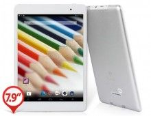 """Pierre Cardin PC7378 7.85"""" 5-point Capacitive G+G Touch Screen 1024x600 Android 4.2.2 RK3188 Quad-core 1.8GHz Tablet PC with Wi-Fi, Bluetoot..."""