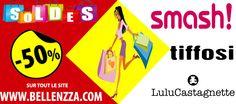 BELLENZZA : Vêtements Femme tendance - Robe Femme Sexy - Smash / Tiffosi !