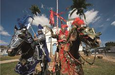 As festas populares no estado do Paraná