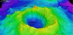Tongaroa crater