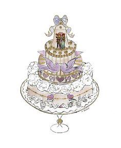 andy warhol cake