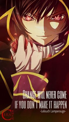 Lelouch quotes                                                                                                                                                      More