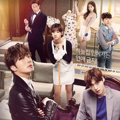 [KOREAN DRAMA with ENGLISH SUBTITLE] Cinderella and 4 Knights