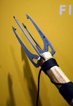 "Rocky Mountain Bushcraft: SHOT Show Buck Knives new ""Kinetic"" Wilderness Survival Spear"