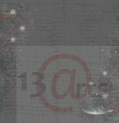 """Papier """"Christmas Eve"""""""