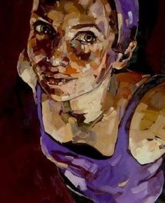 Anna Bocek- swimming pool 2