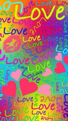 all is love ..love is all