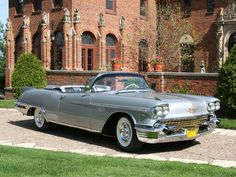 Cadillac Eldorado Biarritz _1958 THis is my all time fantasy car, this color and all!!!!!!