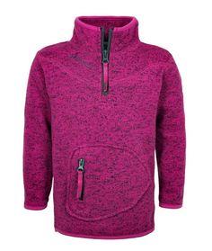Kr. 299,-  Poink fleecegenser er en myk og god genser i 320 grams melert fleecekvalitet.