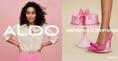 My Little Fashion Blog: ALDO's Inspiration Inspired Spring 2016 Ad Campaign