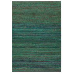 Uttermost Nivi Green Area Rug Rug Size: 5' x 8'