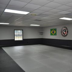 Mats are great!!! Have nice texture for grip. Look very nice in new gym. Jacob