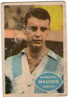 Humberto Maschio - Racing Club #88  1965