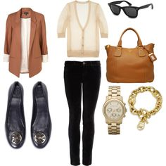 I want. a. blazer. And accessories made by Michael Kors.