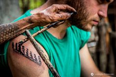 Whang Od: la tatuadora kalinga | Buscando Historias