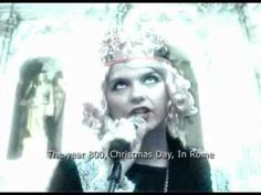 "More rockin' French history.  ""Mrs. B rocks out to the Blondie classic with a crown from Burger King (???).  Documentary footage added for effect."""