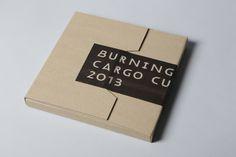 Burning Man Festival Rebranding by Ben Cain, via Behance